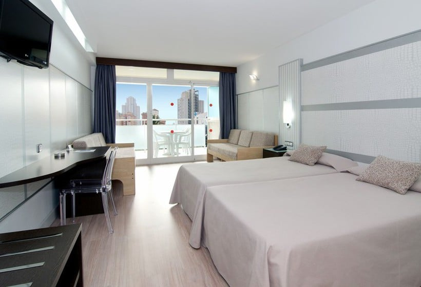 Quarto Hotel MedPlaya Flamingo Oasis Benidorm