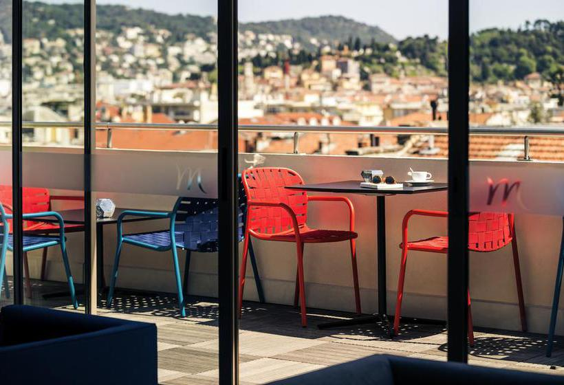 Hotel Mercure Nice Centre Notre Dame Niza