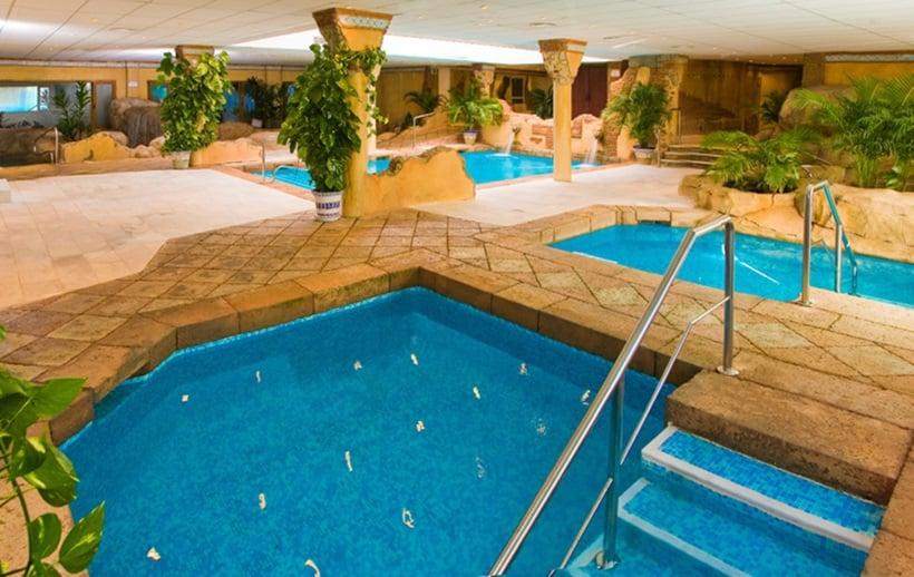 Playaballena spa hotel em costa ballena desde 26 destinia for Hotel spa familiar