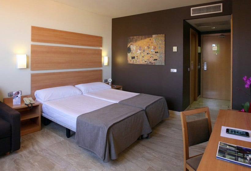 اتاق هتل Sb Express Tarragona