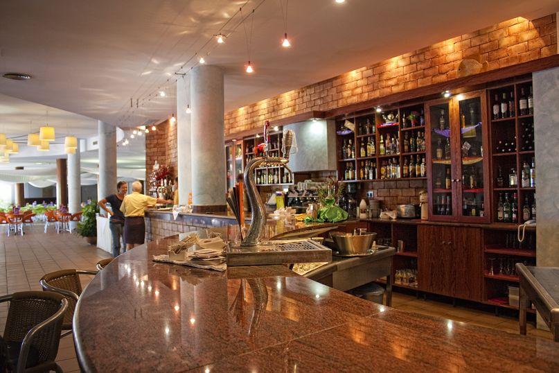 Café Hotel Servigroup Marina Mar Mojácar