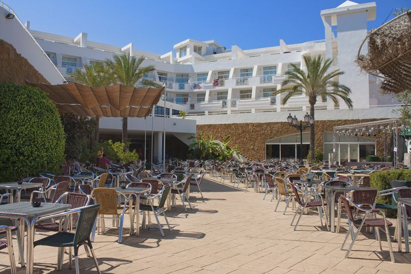 Terrace Hotel Servigroup Marina Mar Mojacar