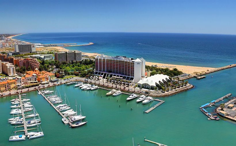 Hotel Tivoli Marina Vilamoura in Vilamoura, starting at £ ...
