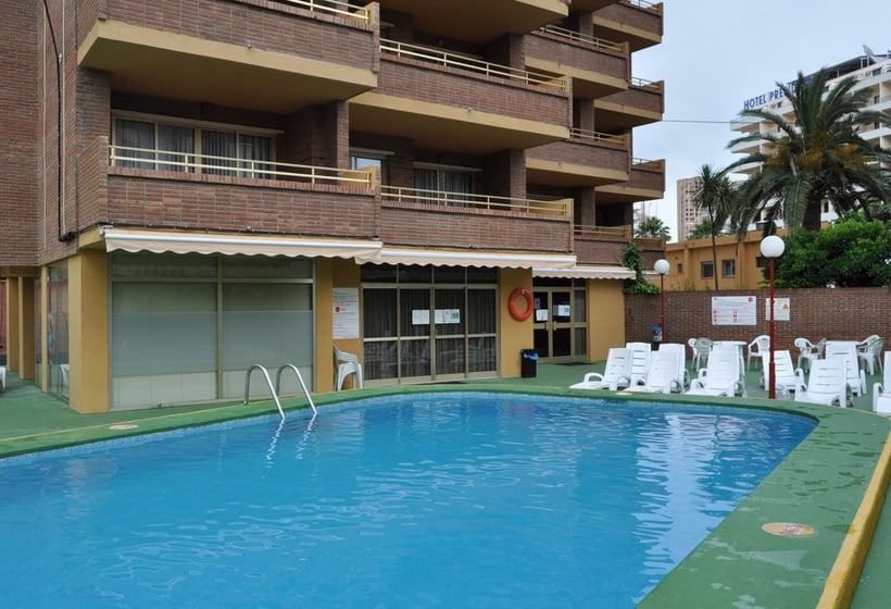 Apartamentos Trebol Benidorm