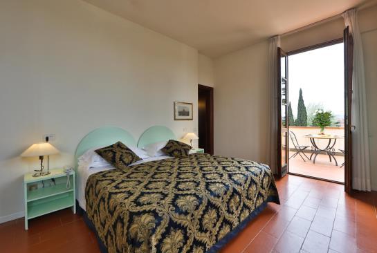 Hotel Villa Gabriele D'Annunzio Florenz