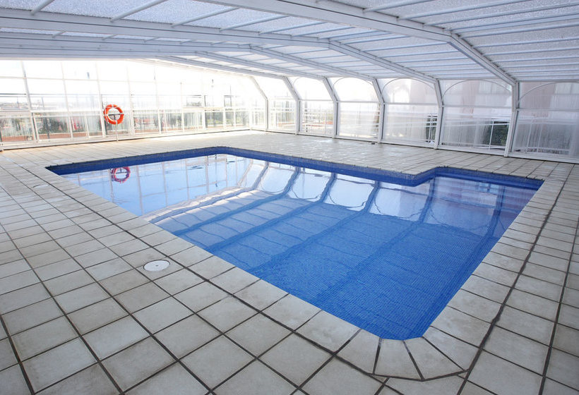 Swimming pool Hotel Albufera Alfafar