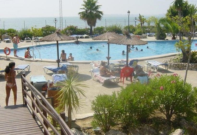 Piscine Hotel & Apartamentos Bahia Sur San Fernando