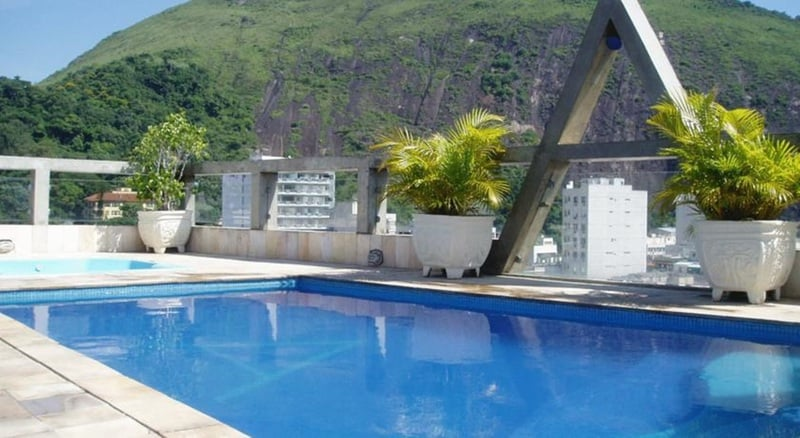 Hotel Augustos Copacabana Rio de Janeiro