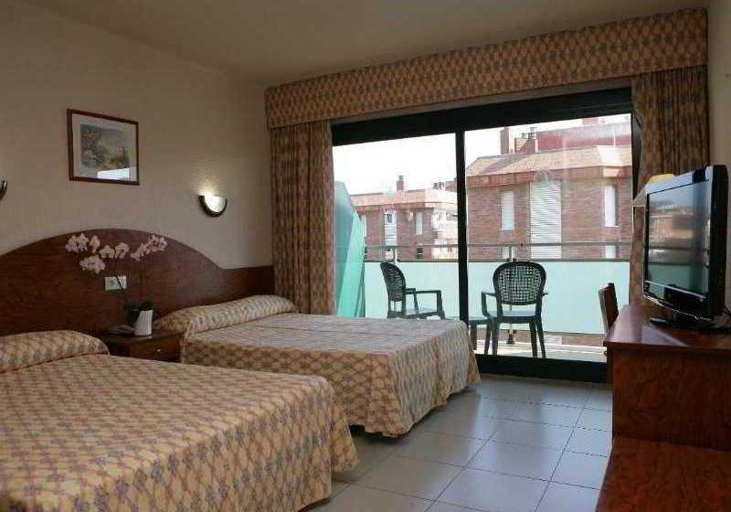 Hotel Fenals Garden Lhoret de Mar