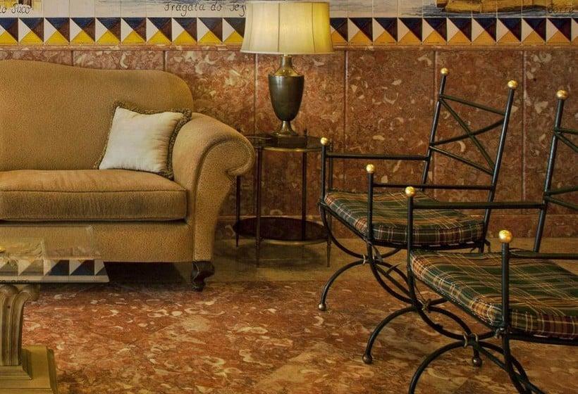 호텔 Turim Lisboa 리스본