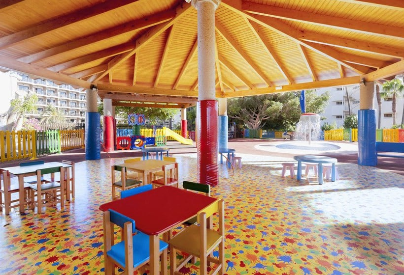 Children's facilities Hotel Occidental Margaritas Playa del Ingles