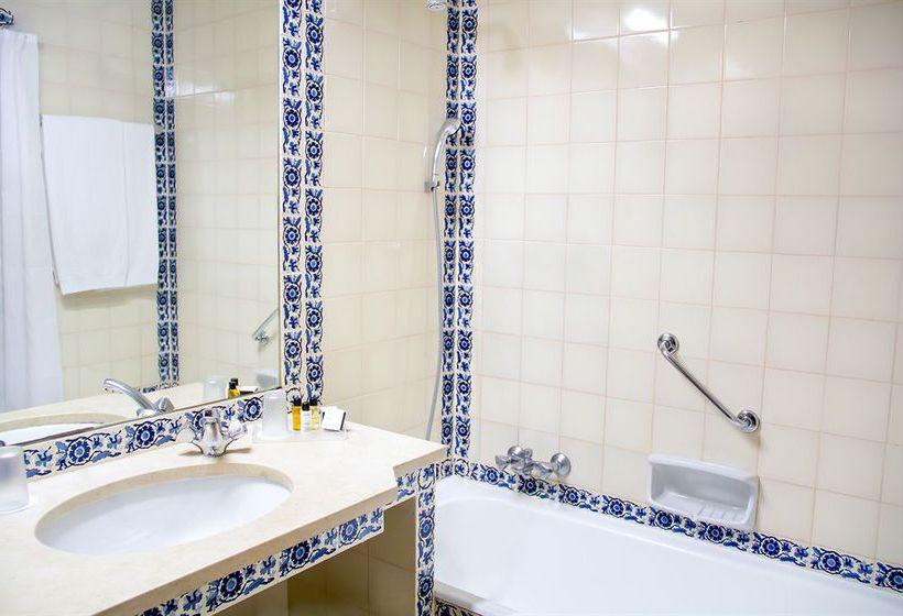 Salle de bain Hôtel Tivoli Lagos