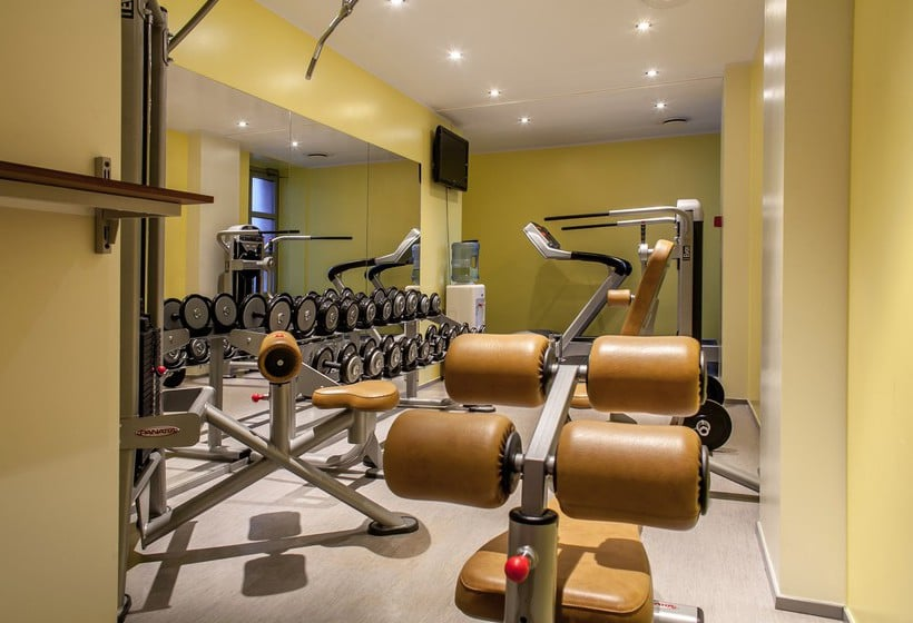 Sports facilities PK Ilmarine Hotel  Tallinn