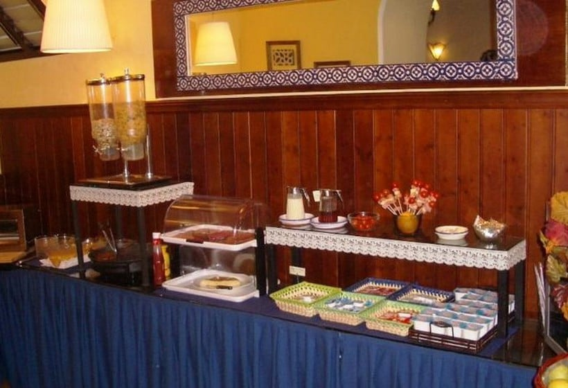 Restaurante Hotel Abanico Sevilha