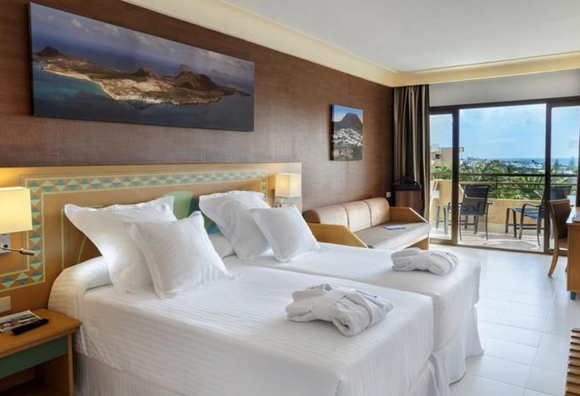 Quarto Hotel Occidental Lanzarote Mar Costa Teguise