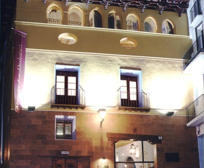 Hôtel Hospedería Mesón de La Dolores Calatayud