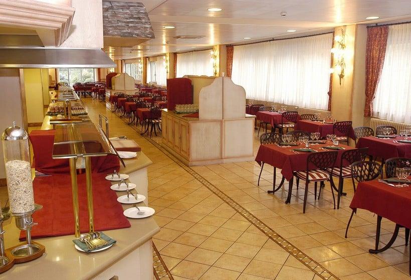 Restaurant Hôtel Tropical Les Escaldes-Engordany