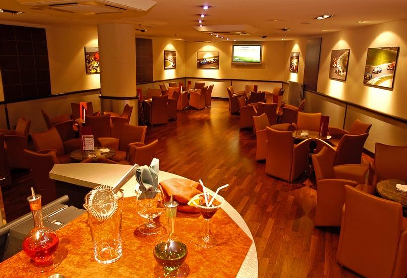 Cafetaria Hotel Tropical Les Escalades-Engordany