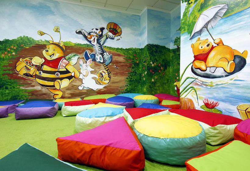 Children?s facilities Gran Hotel Peñiscola Penyiscola