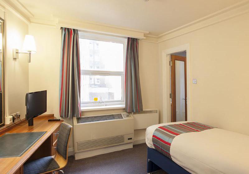 Hotel Travelodge London Kings Cross Royal Scot