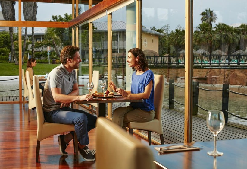 Terrasse PortAventura Hotel Caribe Resort Salou