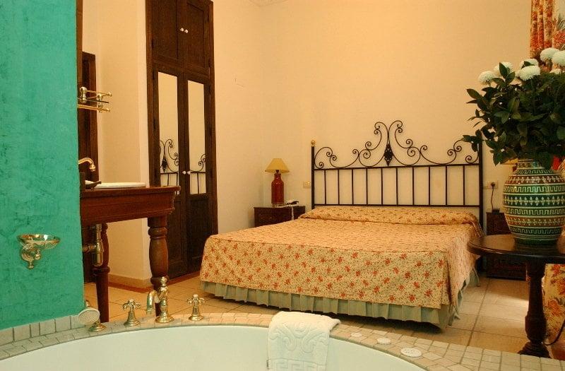 Quarto Hotel Casa Imperial Sevilha