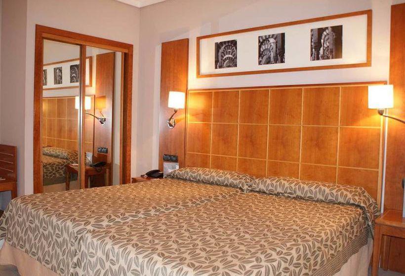 Zimmer Hotel Exe Ciudad de Córdoba Cordoba