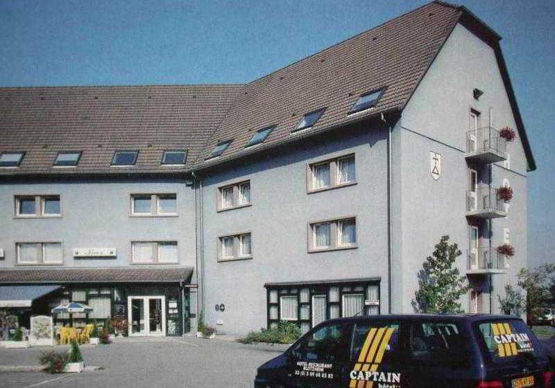 Captain Hotel Aeroport Bale Mulhouse Blotzheim France