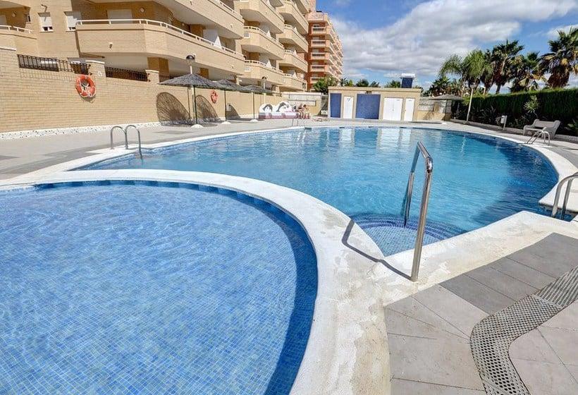 Piscine Apartamentos 1ª Linea Multiservicios Marina D'Or Oropesa del Mar