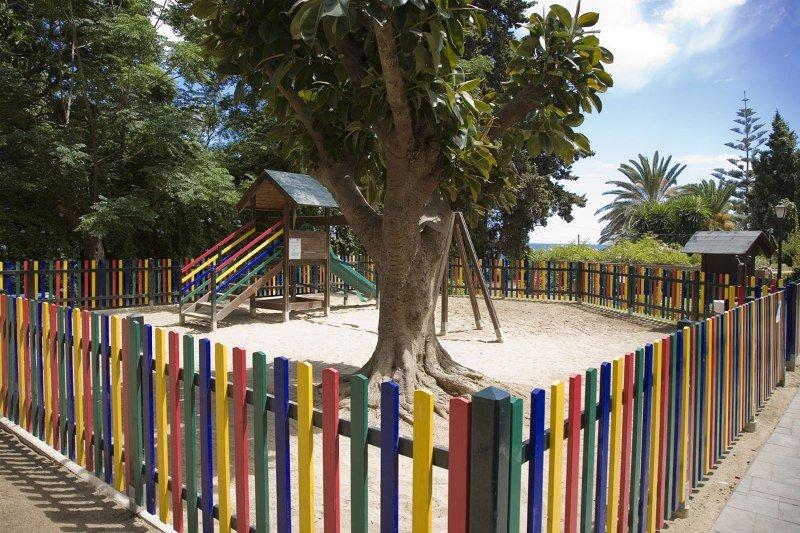 Instalaciones infantiles Hotel Globales Gardenia Fuengirola