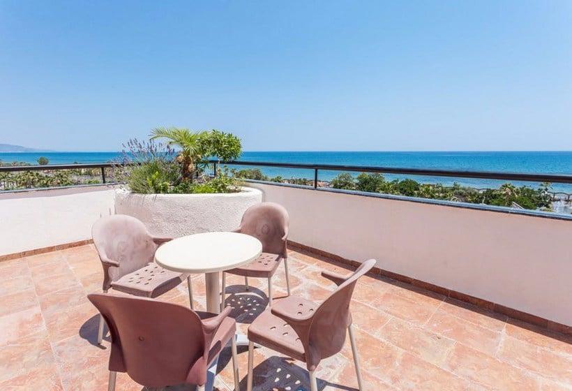 外部 ホテル Marina D'Or Playa 4* Oropesa del Mar