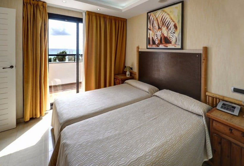 部屋 ホテル Marina D'Or Playa 4* Oropesa del Mar