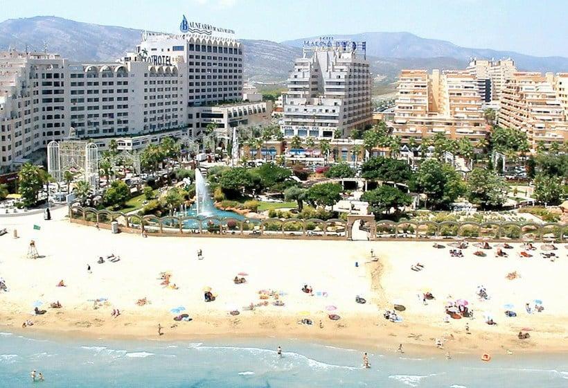 Aussenbereich Hotel Marina D'Or Playa 4* Oropesa del Mar