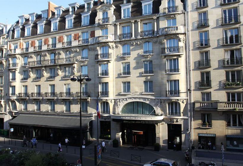 Hotel Pont Royal Paris