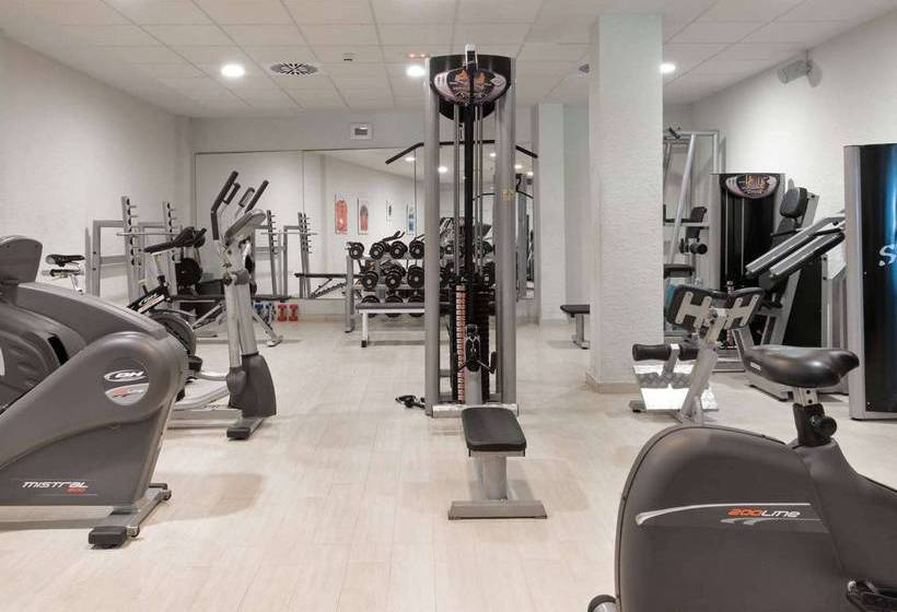 Sports facilities Sun Palace Albir Hotel & Spa L'Alfas del Pi