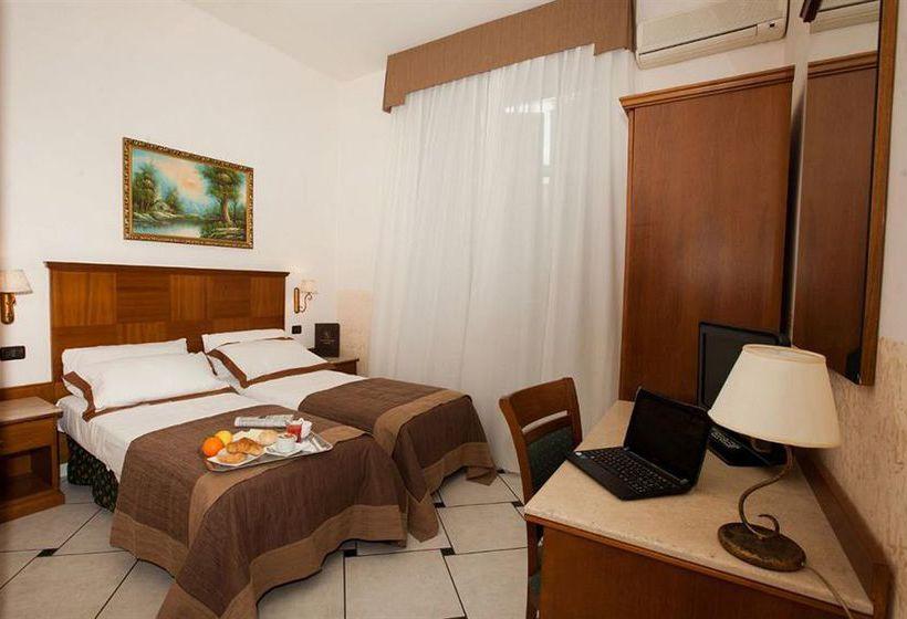 Hotel Garibaldi ナポリ