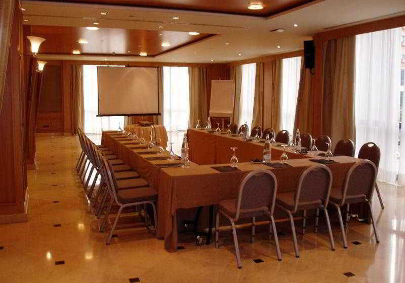 Meeting rooms Hotel Sevilla Center Seville