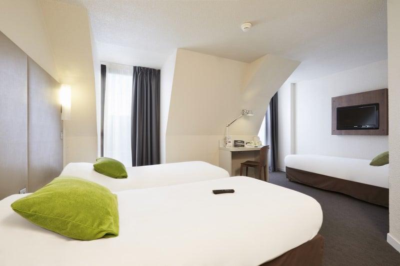 Hotel Campanile Lyon Centre Berges Du Rhône Lione