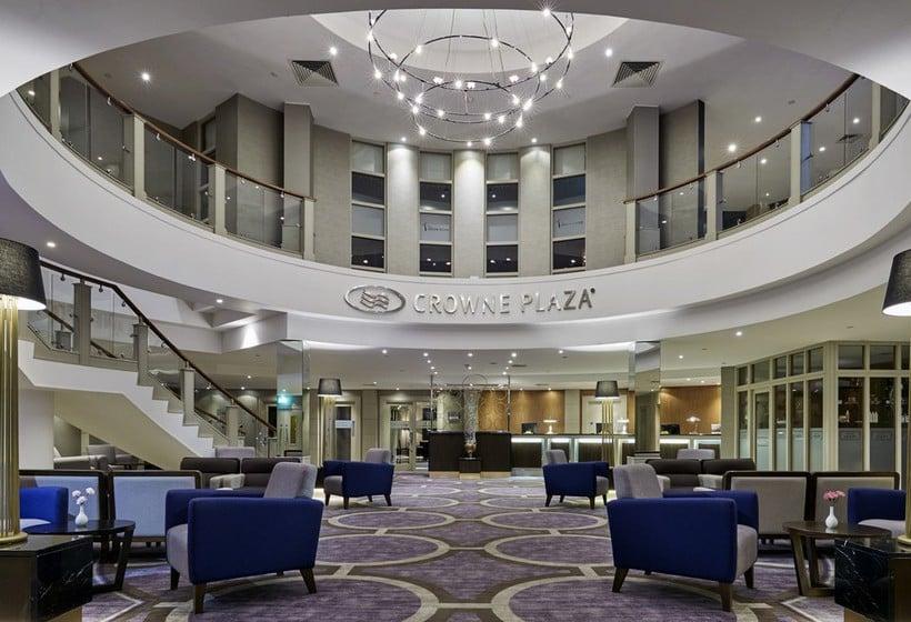 Gemeinschaftsbereiche Hotel Crowne Plaza Belfast