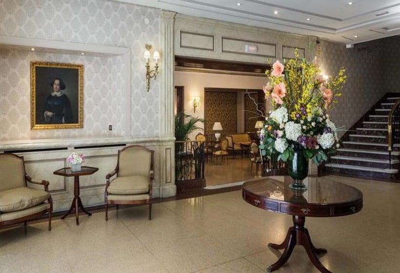 Common areas Hotel Príncipe Pio Madrid