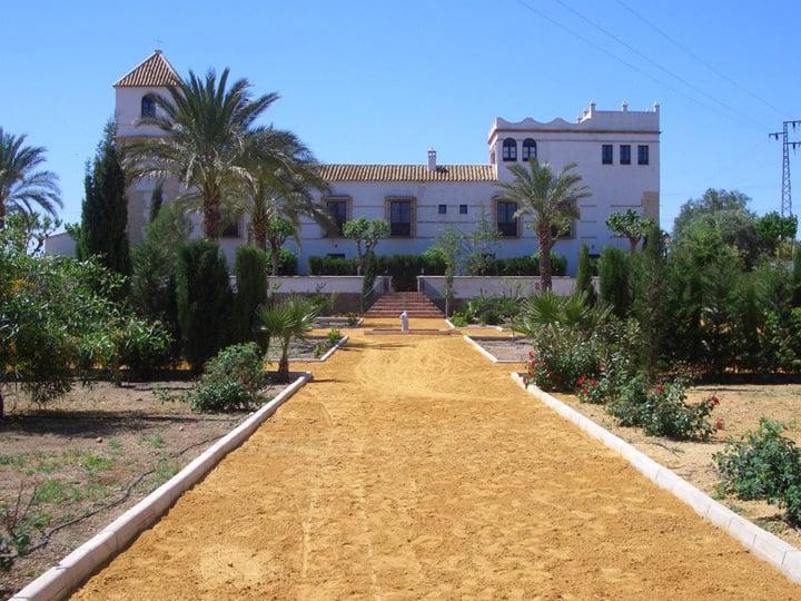 Hôtel Hacienda Los Jinetes Carmona