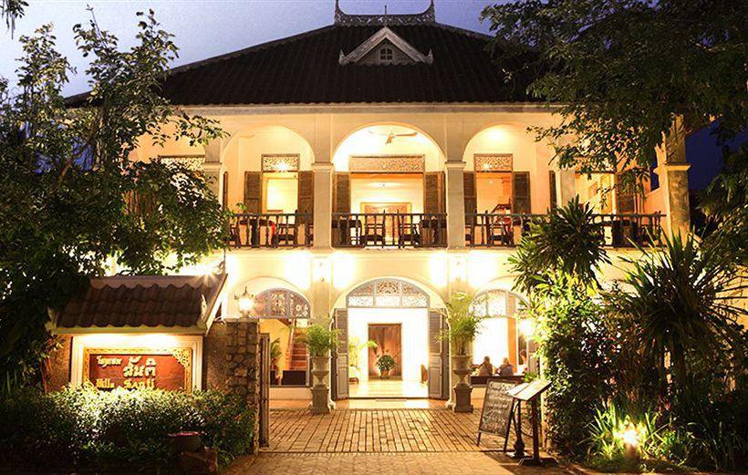 Resort Villa Santi Hotel In Luang Prabang Ab 46 Destinia
