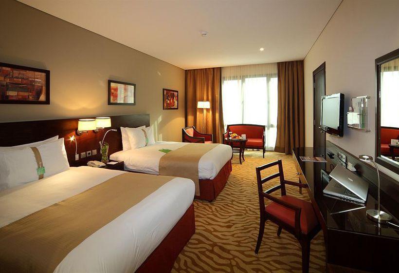 اتاق هتل Holiday Inn Riyadh Olaya ریاض