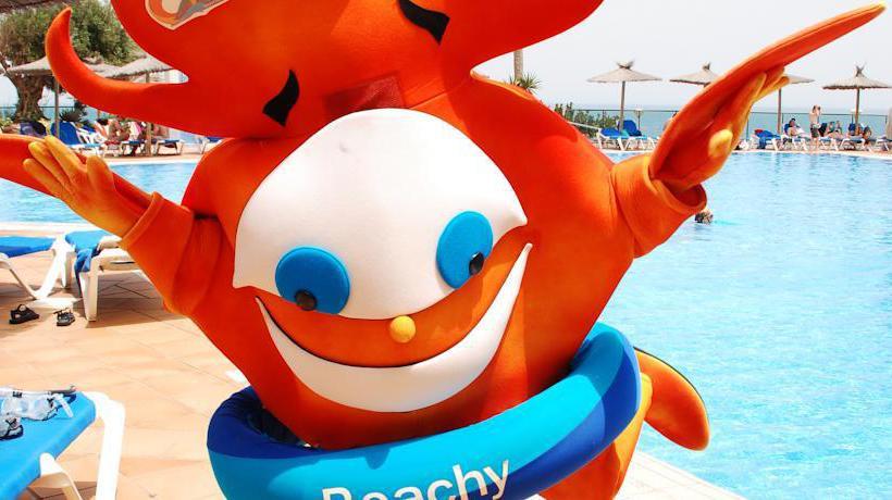 Strutture Infantili Hotel SBH Club Paraíso Playa Playa de Esquinzo