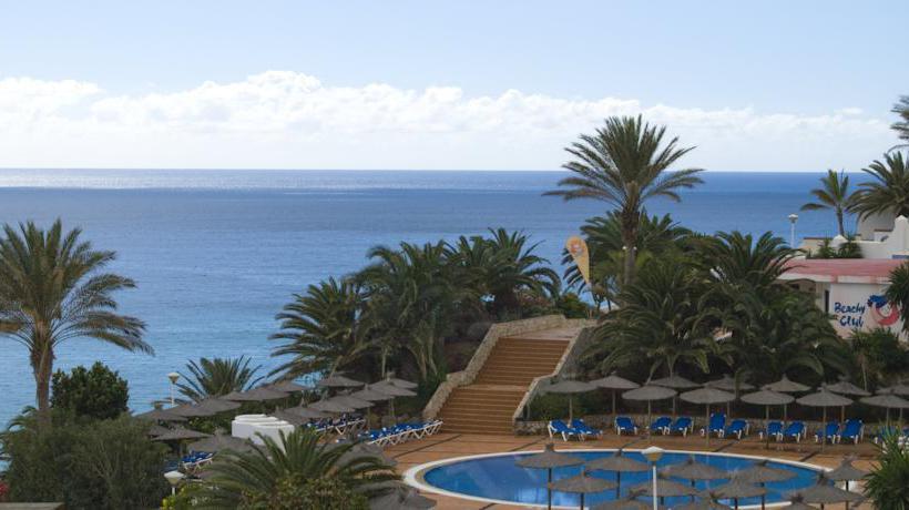 Swimming pool Hotel SBH Club Paraíso Playa Playa de Esquinzo
