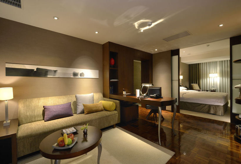 Les Suites Ching Cheng Hotel Taipei