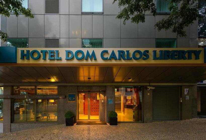 Hôtel Dom Carlos Liberty Lisbonne