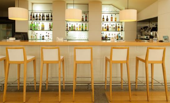 Caffetteria Hotel Eurostars San Lazaro Santiago di Compostela