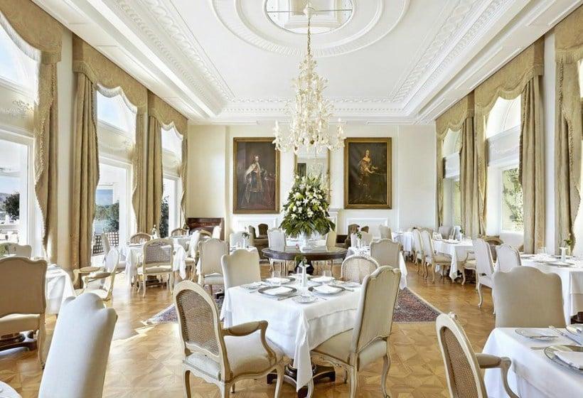Restaurant Hôtel King George Palace Athènes