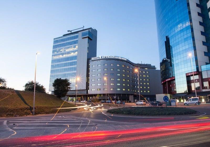 Hotel picture Hotel Attica21 Coruña A Corunya